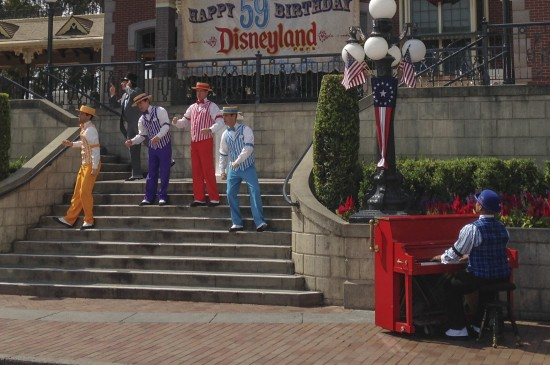 Disneyland celebrates 59th birthday