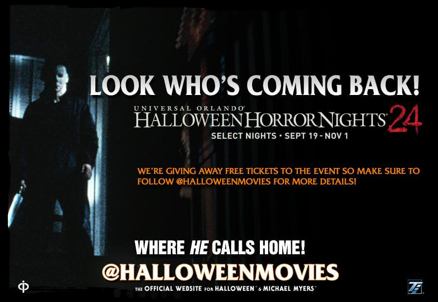 Michael Myers returns for Halloween Horror Nights 2014 as ...