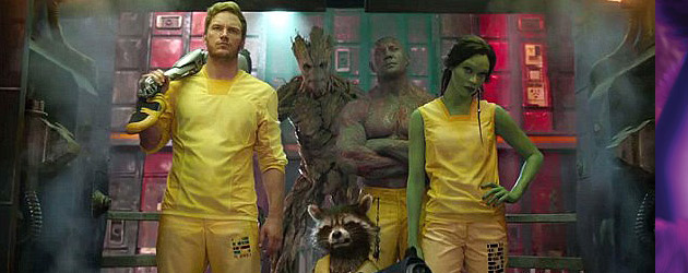 "Review: ""Guardians of the Galaxy"" is a stellar blast, expanding Marvel cinematic universe into the cosmos with comedic fun"