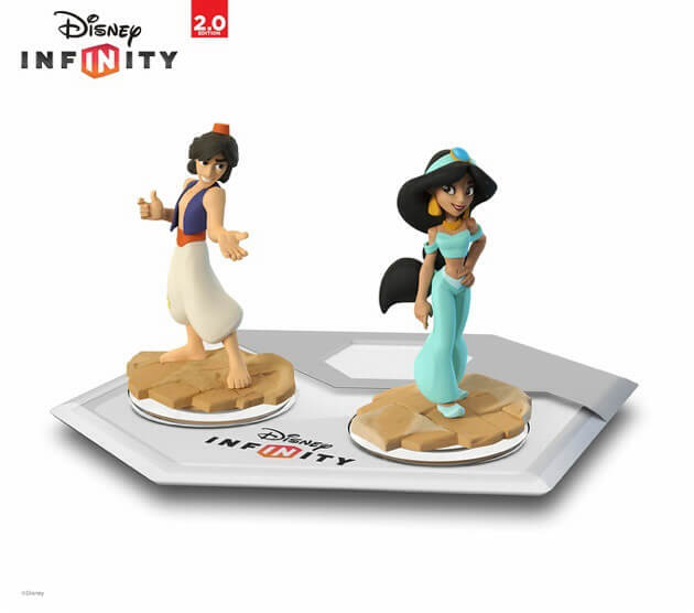 Aladdin And Jasmine Add A Whole New World To Disney