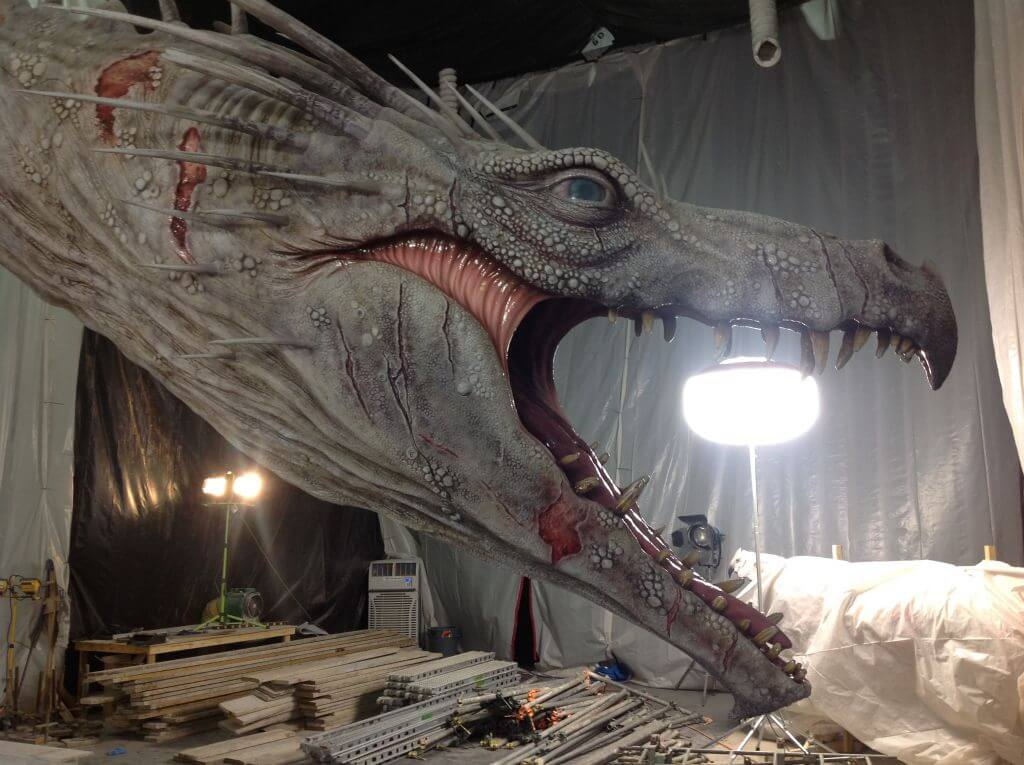 """How to Create A Dragon: """"Harry Potter"""" sculptor offers ..."""