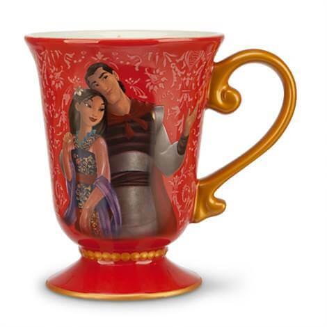 Disney Fairytale Designer Collection Mugs From Disney