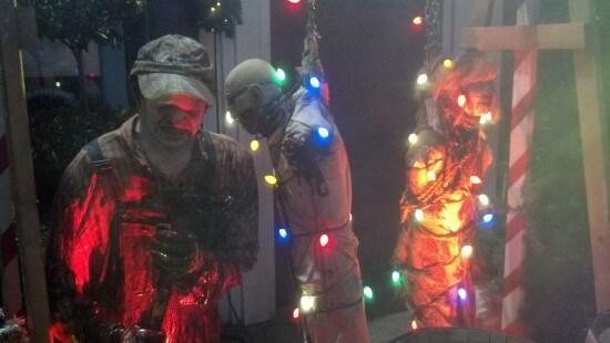Universal Studio Hollywood Christmas Christmas Universal Studios