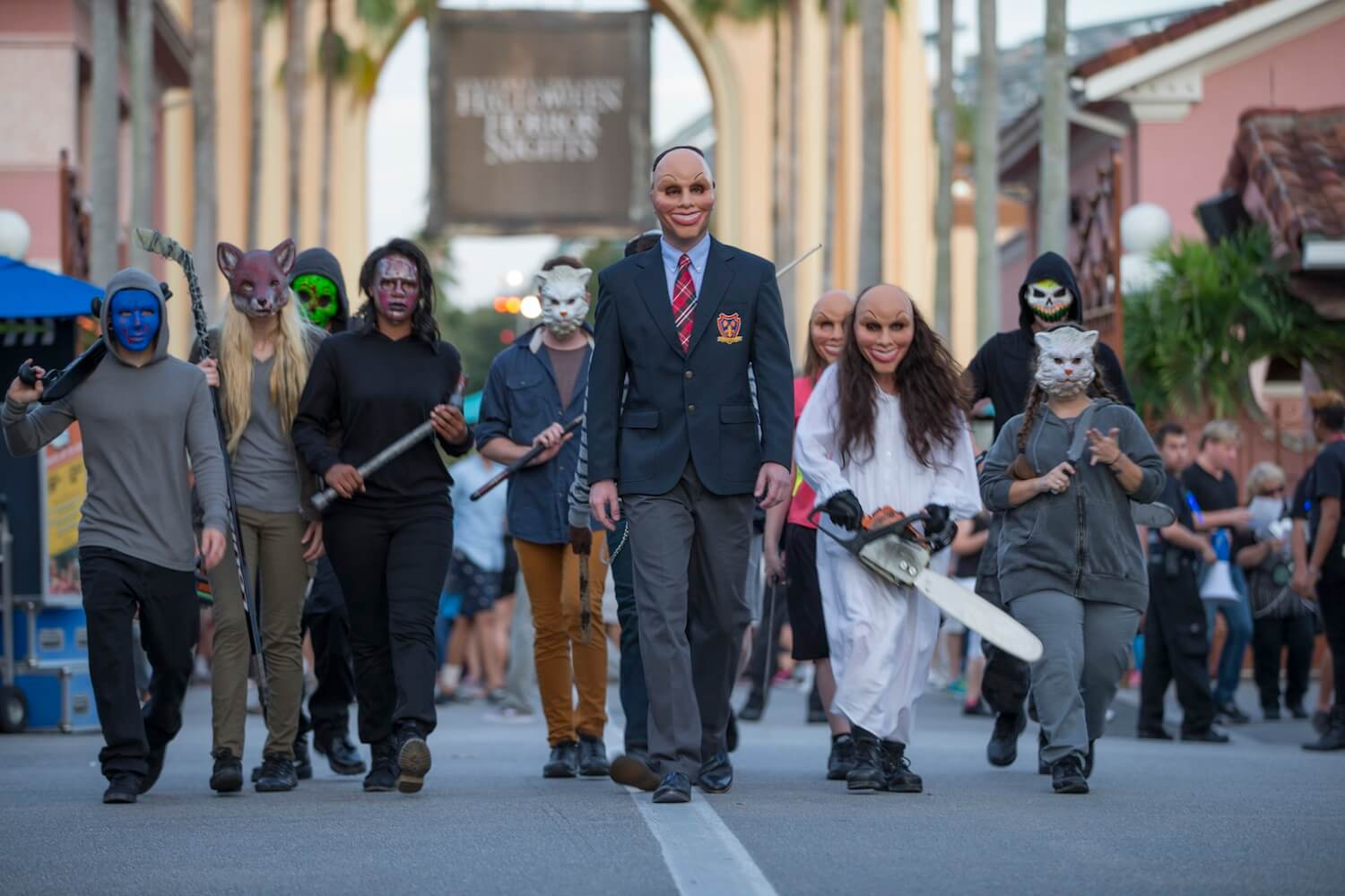 universal orlando holding auditions for halloween horror nights 2016 - Halloween Horror Nights In Orlando Florida