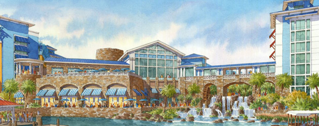 Universal Orlando announces new Loews Sapphire Falls Resort hotel to open Summer 2016 with Caribbean flair