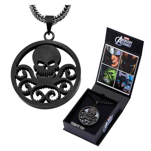 Agents of Shield Blanket Agents of Shield Hydra Pendant