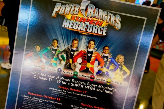 Henshin Grid: Razzle's Power Rangers Megaforce Locations