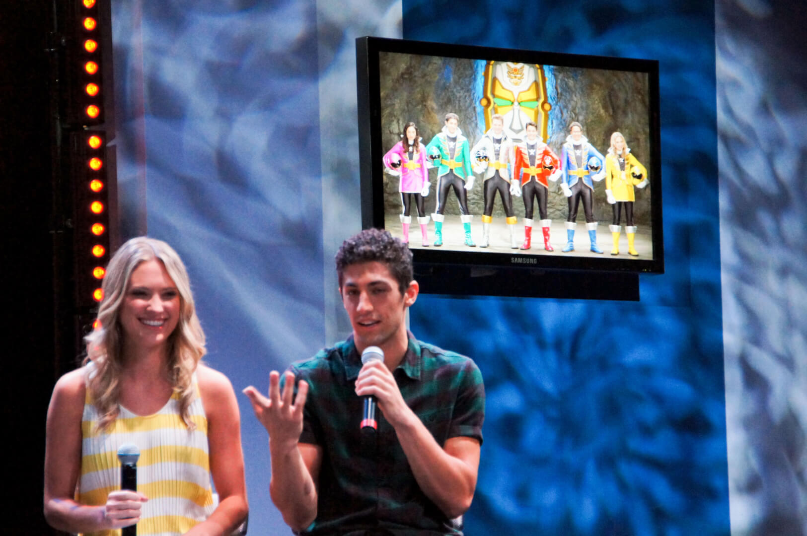 Nick Hotel hosts Power Rangers Super Megaforce weekends in