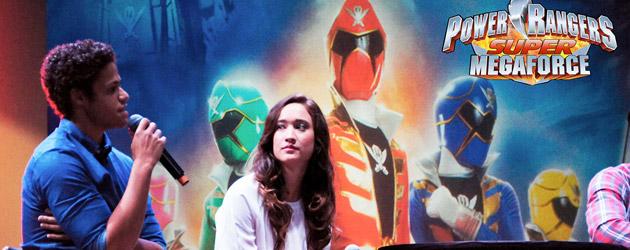 Nick Hotel hosts Power Rangers Super Megaforce weekends in Orlando, bringing current cast together with excited fans