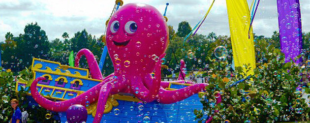 SeaWorld Orlando Halloween Spooktacular Is back offering family ...