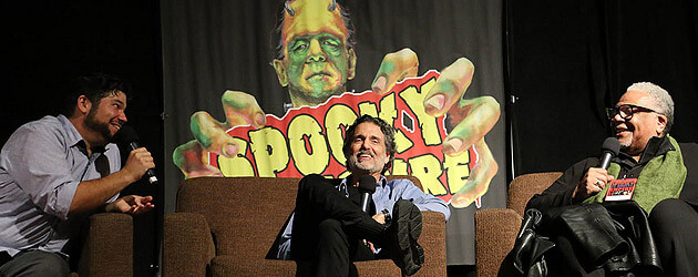 "Spooky Empire celebrates ""The Nightmare Before Christmas"" with voice actor panel during Ultimate Horror Weekend 2014"