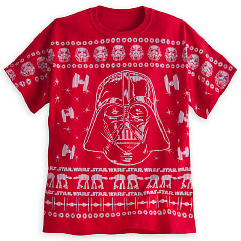 Disney   Ugly Christmas Sweater  T-Shirts from Disney Store