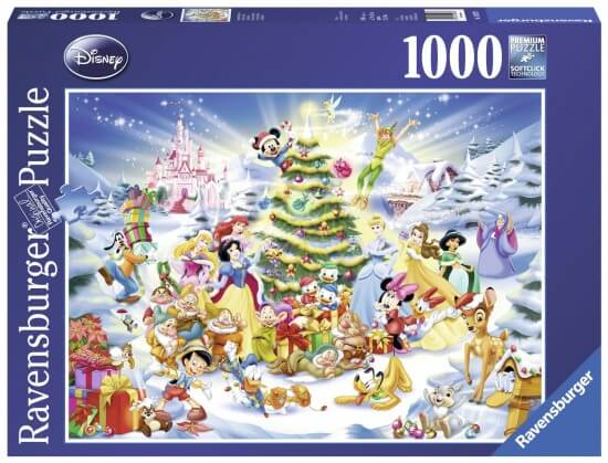 Fun disney puzzles from amazon inside the magic disney world map 1000 piece jigsaw puzzle gumiabroncs Image collections