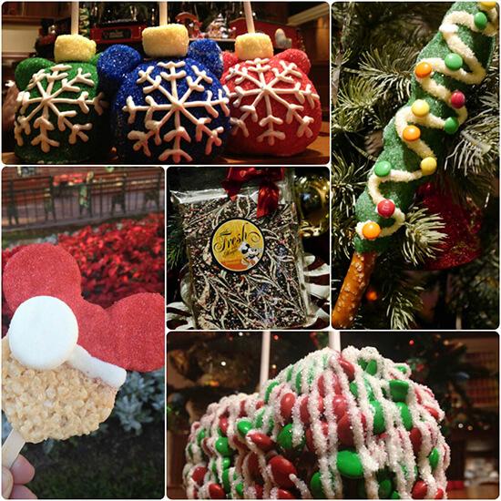 Disneyland Decorated For Christmas: 5 Must-try Seasonal Treats At Disneyland Resort This