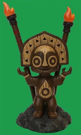 Disney's Polynesian Village Resort Tiki Figure