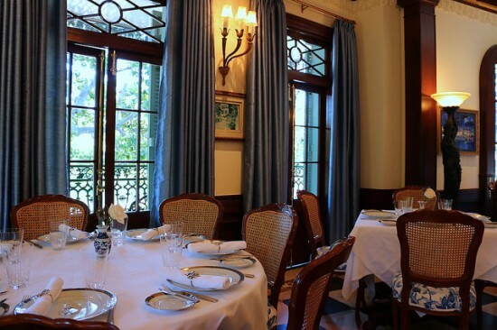 21 royal street private dining venue coming to disneyland for Best private dining rooms new orleans