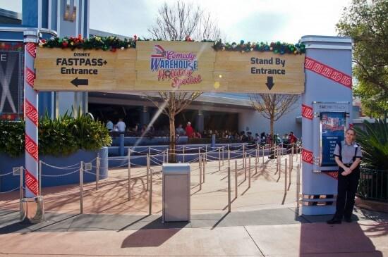 Hollywood Studios Christmas Hollywood Studios Only Put