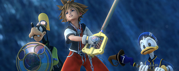 Review + Giveaway: Kingdom Hearts HD 2.5 Remix enhances a triple blast from Disney's past, with Sora and friends back and better