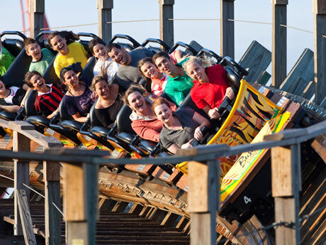 Gwazi Wooden Roller Coaster To Permanently Close At Busch Gardens