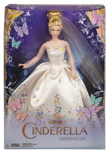 Disney Cinderella Wedding Day