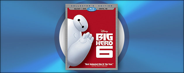 "Review: ""Big Hero 6″ Blu-ray boosts Oscar-winning Disney film with surprisingly thorough bonus features"