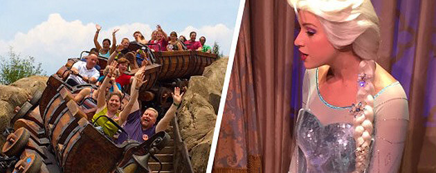 Como evitar as filas das atrações dos parques da Disney