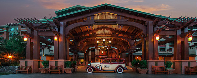 Date Nite at Disneyland: Grand Californian Hotel offers wandering walks, a sensual spa, or quiet cozy comfort