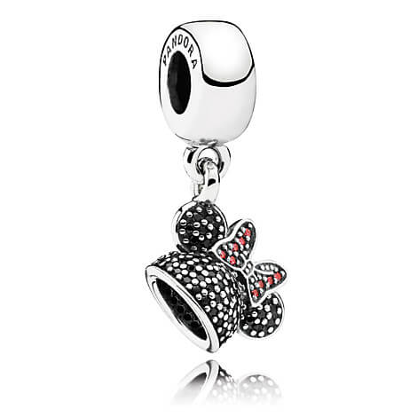 """ce2cd0cbb Mickey Mouse """"Be Magical"""" Charm by PANDORA"""