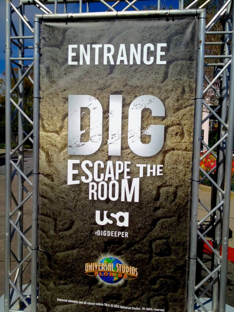 Dig Escape The Room Opens As Popular New Attraction