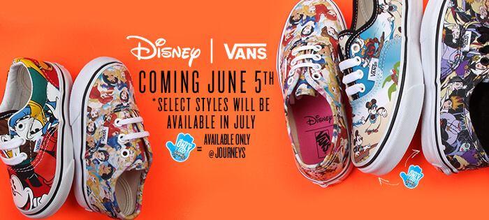 0b48d612691066 New VANS x Disney collection to be released June 5th