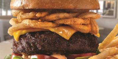 Sugar Factory Photo - Signature Burger
