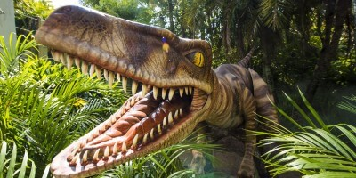 Velociraptors have taken over Jurassic Park at Universal Orlando Resort.