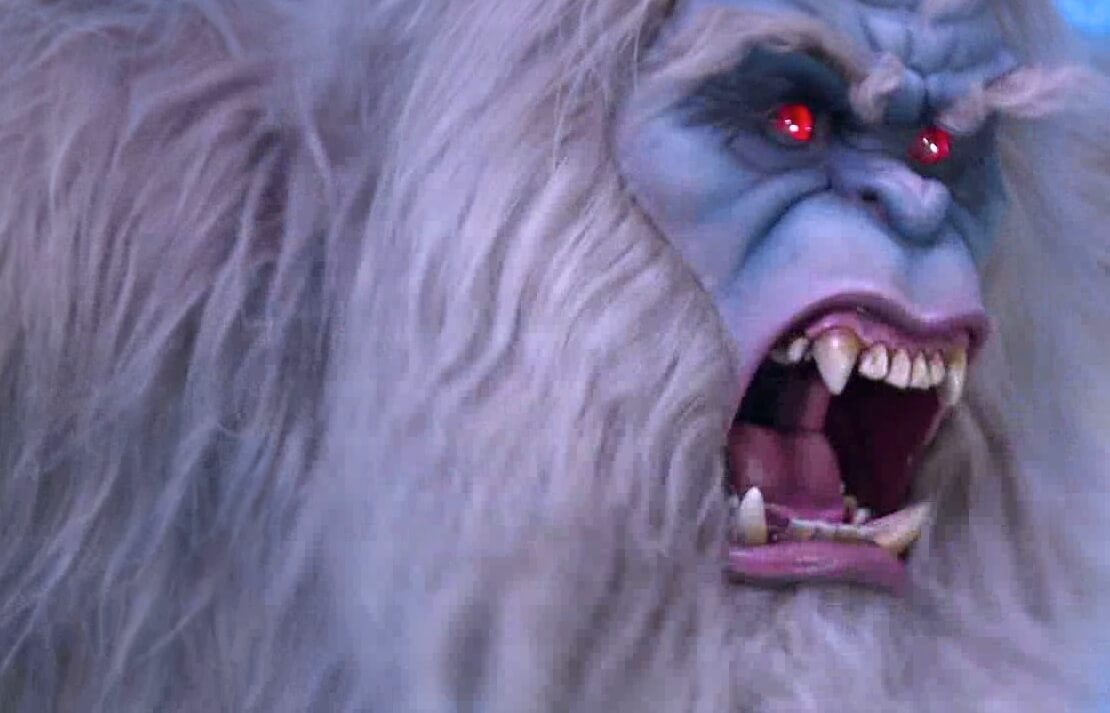 new Abominable Snowman animatronic and Matterhorn Bobsleds effectsAbominable Snowman Matterhorn