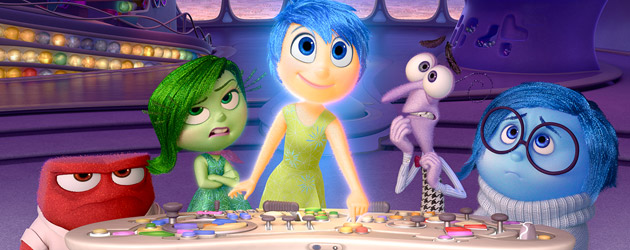 "Review: ""Inside Out"" brings back original Pixar charm, as director Pete Docter recounts 'brainstorm' that sparked the idea"