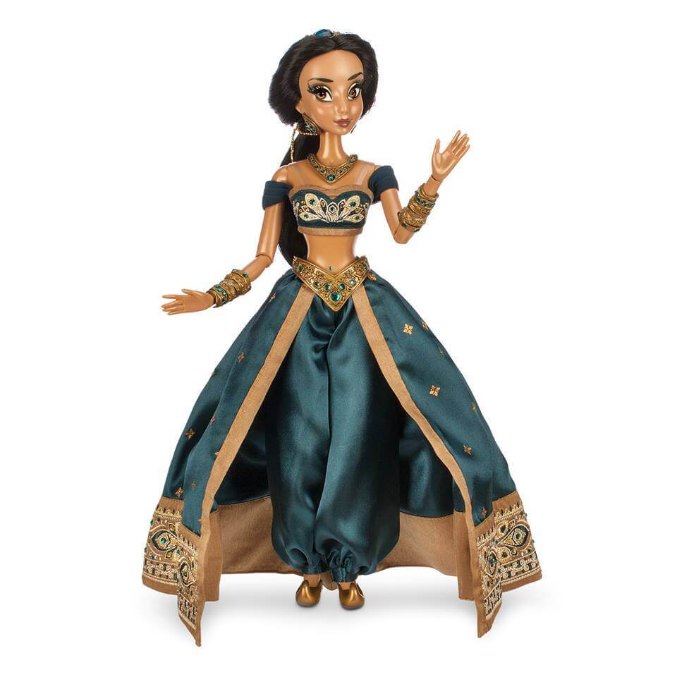 New Limited Edition Designer Jasmine Doll To Be Released
