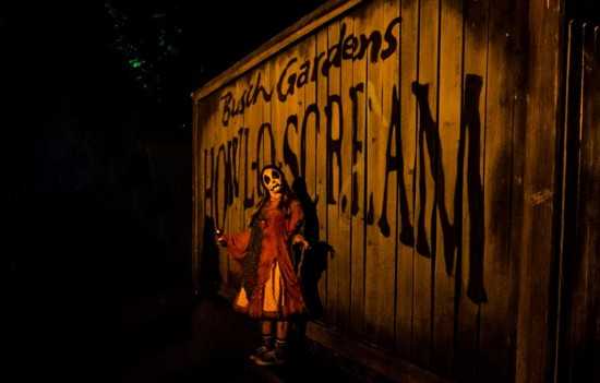 Howl O Scream At Busch Gardens Tampa Returns For 19 Nights This Fall Tickets Now On Sale
