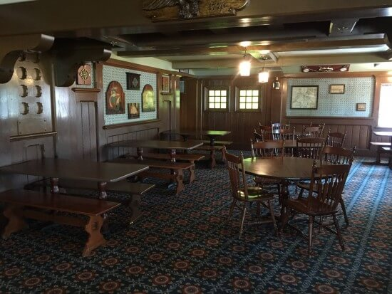 Columbia Harbour House Seating Area