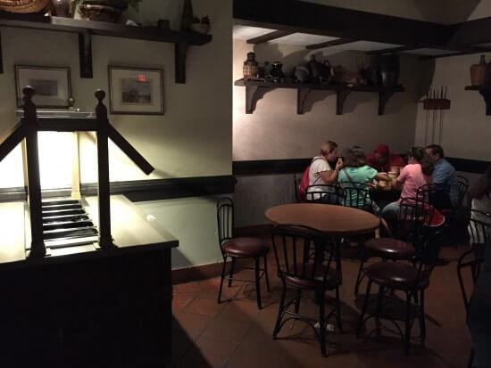 Peso's Bill's - Jack Sparrow Room