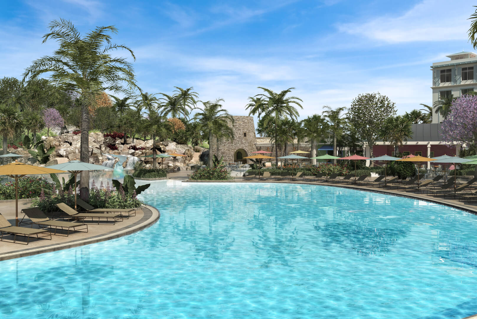 Loews Sapphire Falls Resort to open by July 2016
