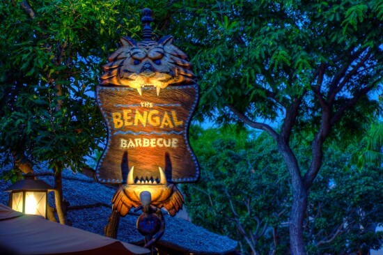 The Bengal Barbecue-matt