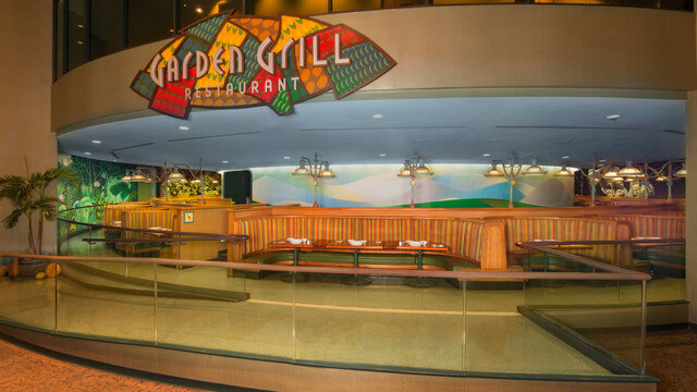 Epcot 39 s garden grill to start offering breakfast and lunch family style meals inside the magic for The garden grill menu