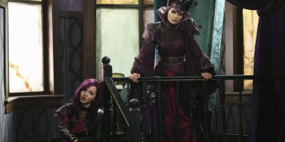 DESCENDANTS - Day 6. (DISNEY CHANNEL/Jack Rowand) DOVE CAMERON, KRISTIN CHENOWETH
