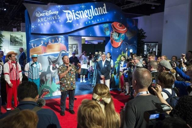 JOHN LASSETER (Chief Creative Officer, Walt Disney and Pixar Animation Studios; Principal Creative Advisor, Walt Disney Imagineering), ADAM SANDERSON (Senior Vice President, Corporate Communications, The Walt Disney Company)
