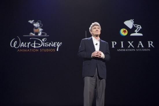 ALAN HORN (Chairman, The Walt Disney Studios)