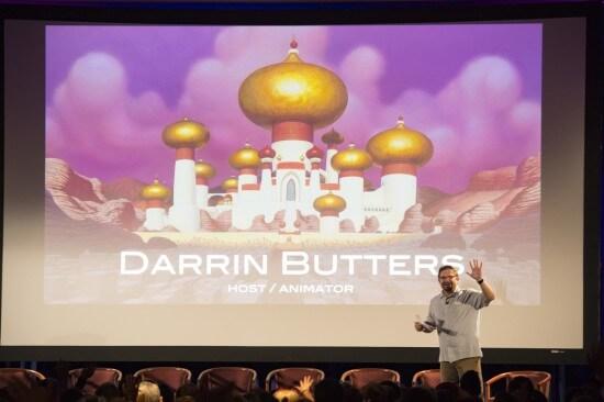 DARRIN BUTTERS