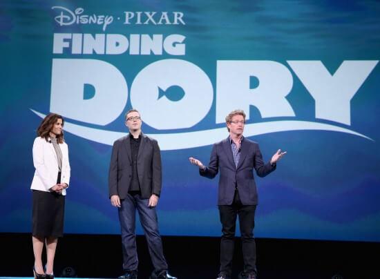 """Pixar And Walt Disney Animation Studios: The Upcoming Films"" Presentation At Disney's D23 EXPO 2015"