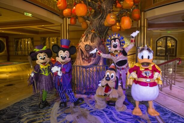 Disney Cruise Line Halloween Merchandise.Halloween On The High Seas Returns To Disney Cruise Line With