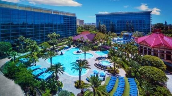 Disneyland Resort hotels