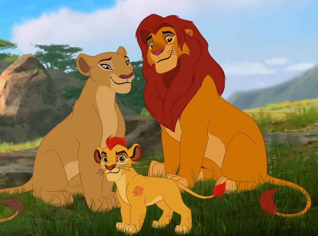 lion king spin
