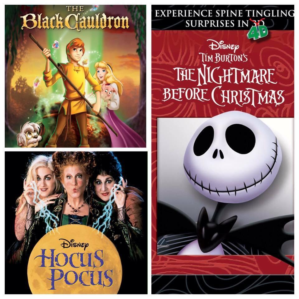 El Capitan Theatre to host Halloween event showcasing Disney ...